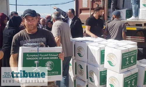 KSRelief to work with Islamic counter-terror alliance