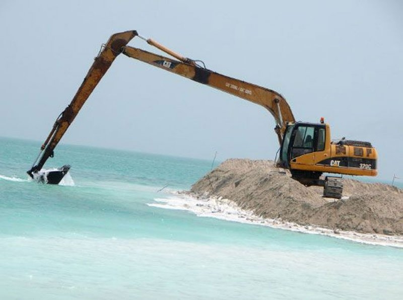 Sand sale boosts state coffers
