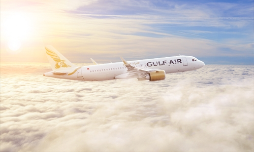 Gulf Air is back at Singapore Changi Airport