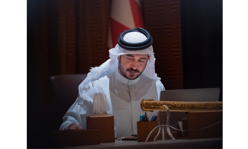 Shaikh Khalid discusses domestic clubs' needs and General Sports Authority's work policy