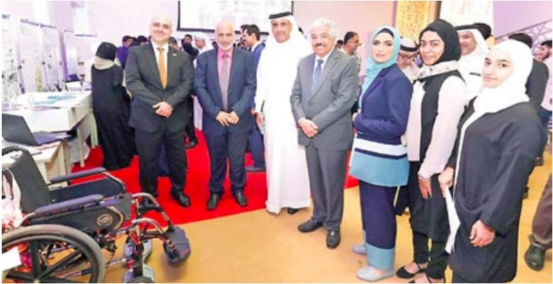 UoB students invent 'smart wheelchair'
