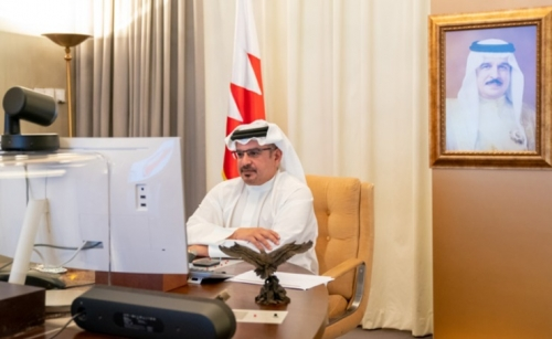 HRH the Crown Prince highlights key youth role