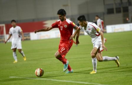 World Cup hopes tumble for Bahrain football team