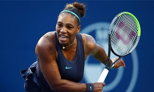 Serena sets Andreescu title clash
