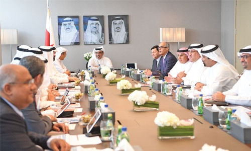 Bahrain received BD124m  FDI in past one year: EDB
