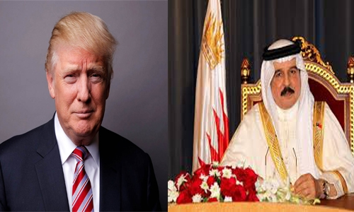 'Trump's ME visit must begin with Bahrain'