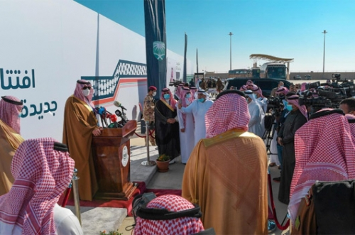 Iraq-Saudi Arabia border crossing opens for trade, first time since 1990