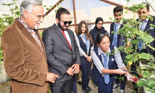 Al Noor celebrates crop harvest