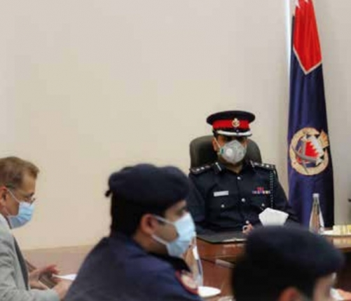 Commitment reiterated to enforcing virus-related measures