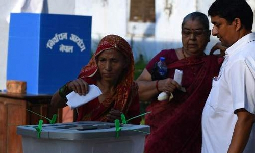 Nepal holds landmark polls in troubled south