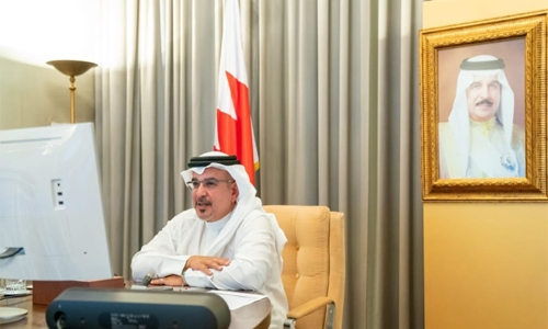 All who call Bahrain home are together in the fight against Covid-19: HRH Prince Salman