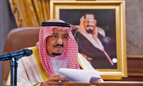 Saudi calls for affordable, 'equitable' vaccine access
