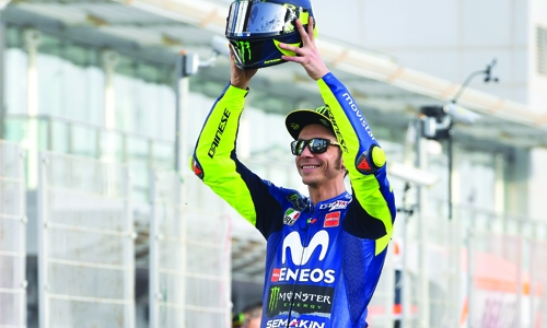 Rossi signs two year contract with Yamaha