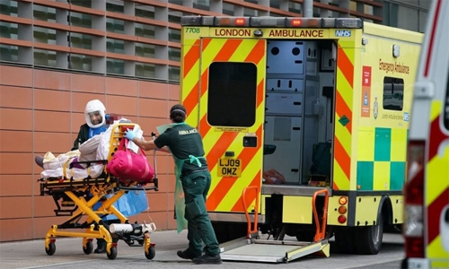 Experts warn that situation in British hospitals is 'dangerous'