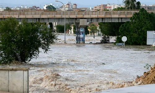 Dutch national missing in Spain's flooded southeast