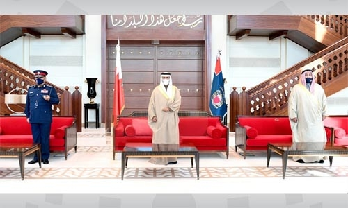 New officers hailed for joining Interior Ministry