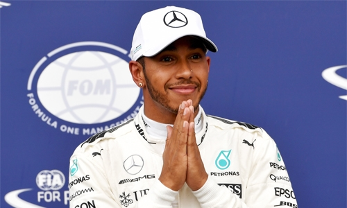 Hamilton out for Singapore sting