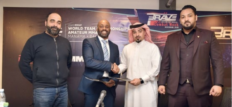 Bahrain to host first World MMA Teams Championship