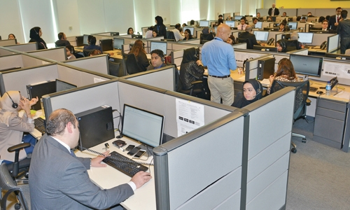 Citi Bahrain's Call Centre NO:1 globally