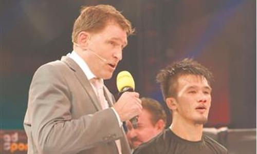 Veteran American MMA Expert praises Bahraini team behind Brave CF