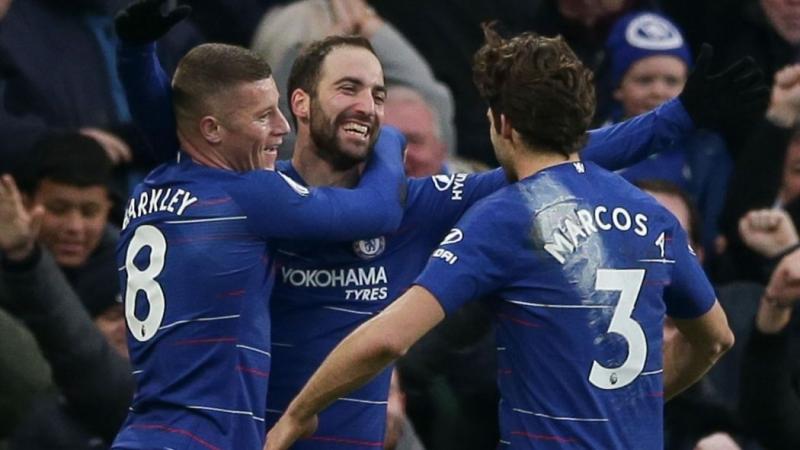 Chelsea held by Burnley