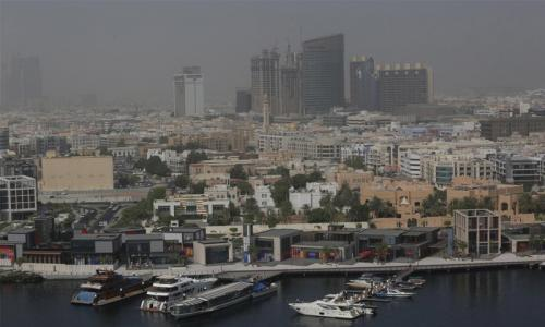 Dubai hits rough patch as markets slump