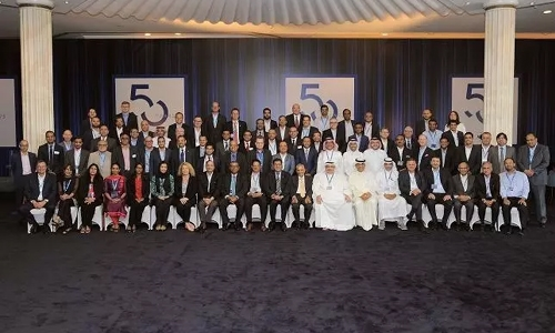 KPMG holds MESA partners' conference