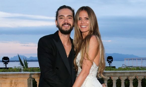 Heidi Klum Secretly Marries Fiance Tom Kaulitz