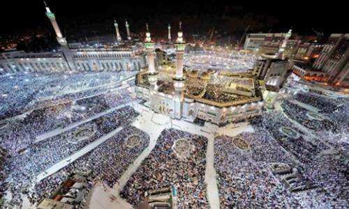 Hajj pilgrimage begins