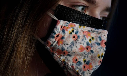 Two masks, snug fit reduces Covid-19 spread: US study