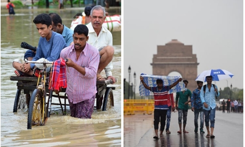 Monsoon toll rises across South Asia