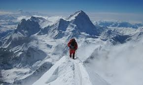 It's easier to climb Mount Everest... read on to know why