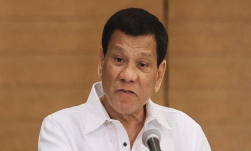 Duterte fires ambassador seen assaulting staff on video