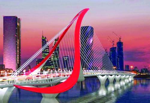 Muharraq Bridge Project 'on track'