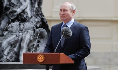 Putin signs law to pull Russia out of Open Skies treaty