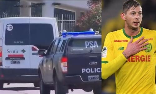 Sala's body arrives in Argentina