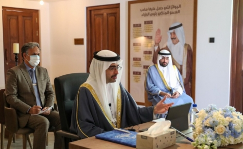 HH Southern Governor visits Khalifa Town; discusses needs with residents
