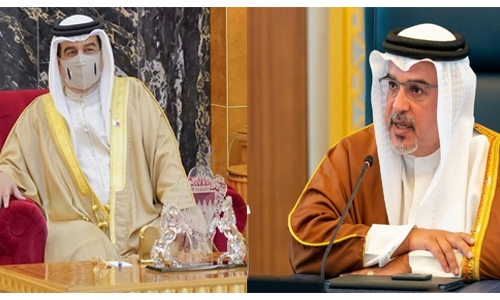 HM King Hamad's unwavering support for Team Bahrain hailed by top lawmakers