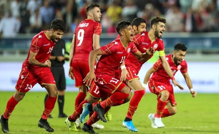 Bahrain wins Gulf Cup
