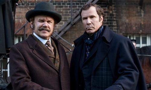 Holmes & Watson wastes its cast in a brain-dead caper