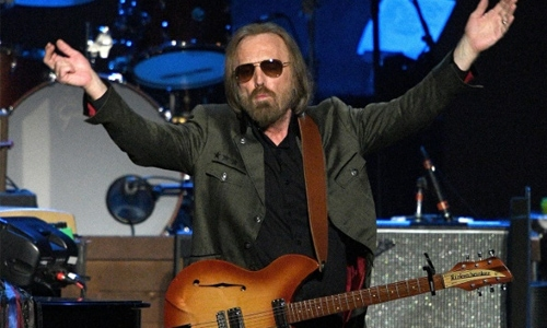 Tom Petty, heartland rocker with dark streak, dead at 66