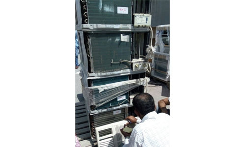 Ban on air conditioners without  ENERGY STAR label