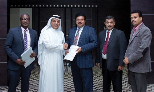 Al Namal Group inks deal with Zamil Air Conditioners