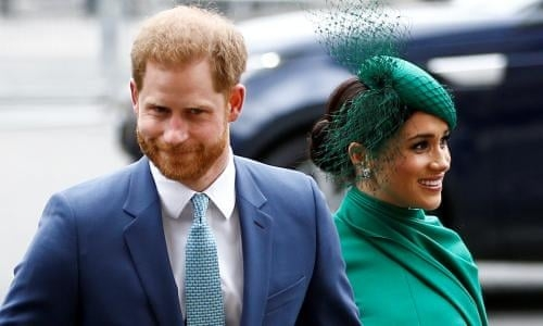 UK public turn against Meghan and Harry after racism claims
