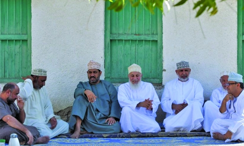 In Oman, an ancient mediation receives a makeover