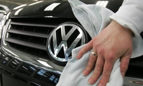 VW recalls 4.86 million vehicles in China over faulty airbags