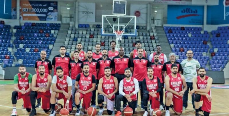 National basketball team set for Amman camp