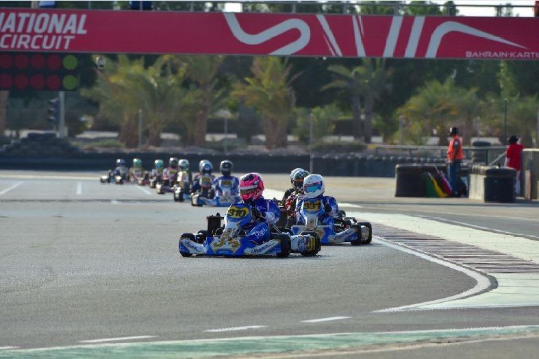 Mattar claims Shifter class win in Dubai
