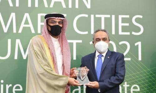 iGA wins award for BeAware Bahrain app
