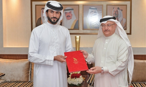 Book on Bahrain sport launched